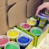 Okonorm Soft Play Dough - 4 Primary Colours