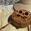 Grech & Co Sustainable Kids Sunglasses - Shell