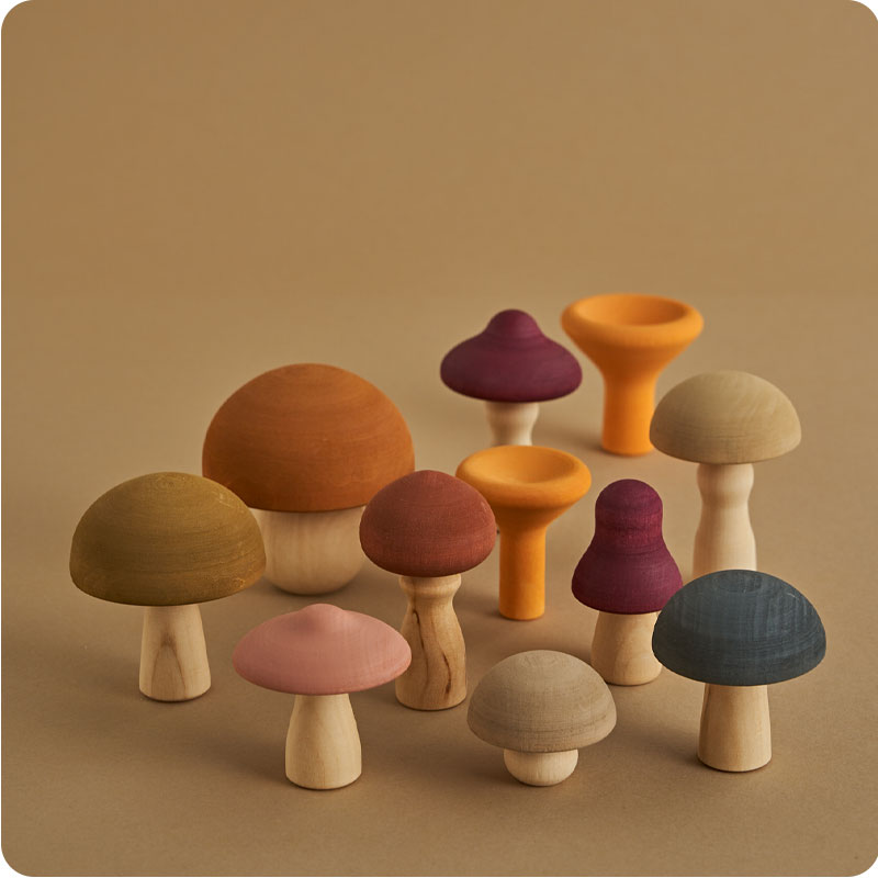 RADUGA GREZ MUSHROOMS