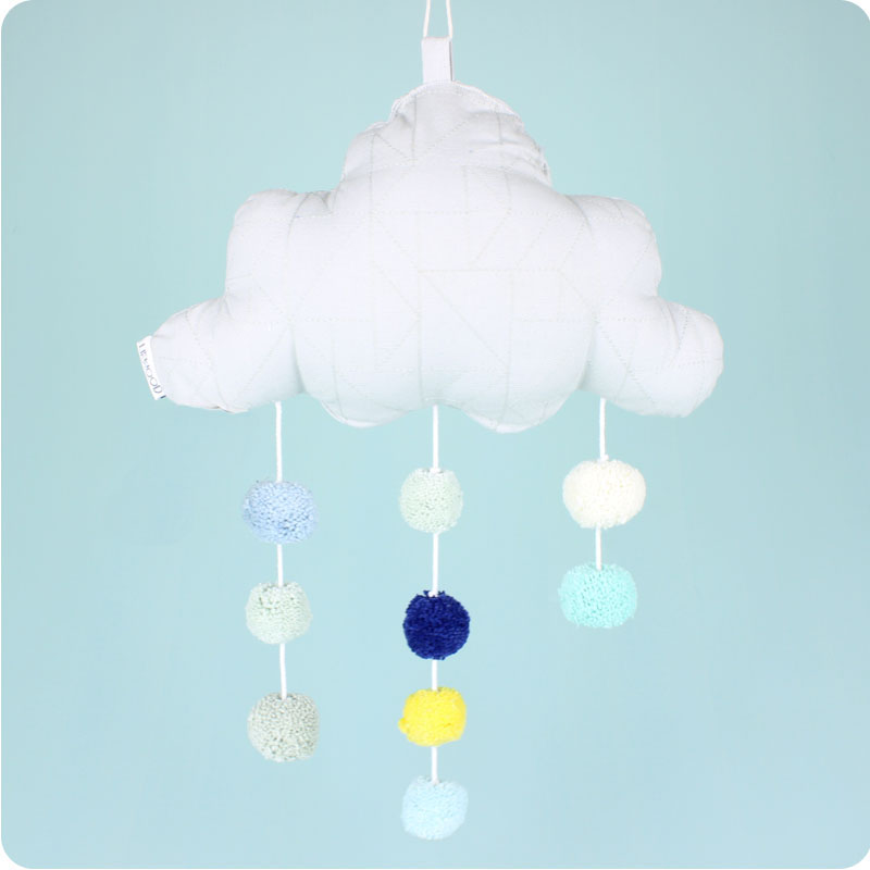 LIEWOOD CLARA MOBILE CLOUD  - GREY