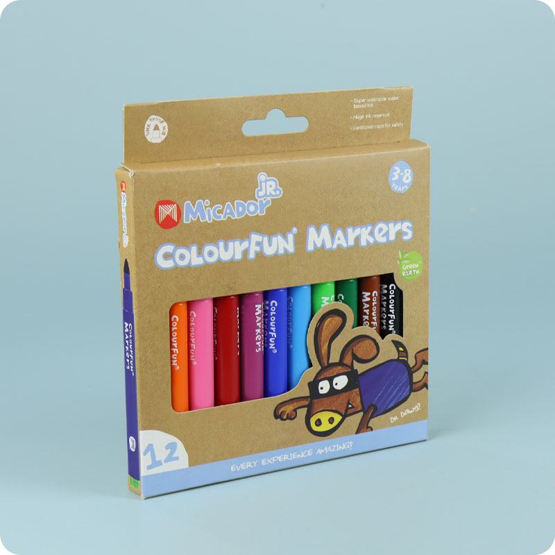 MICADOR COLOURFUN MARKERS