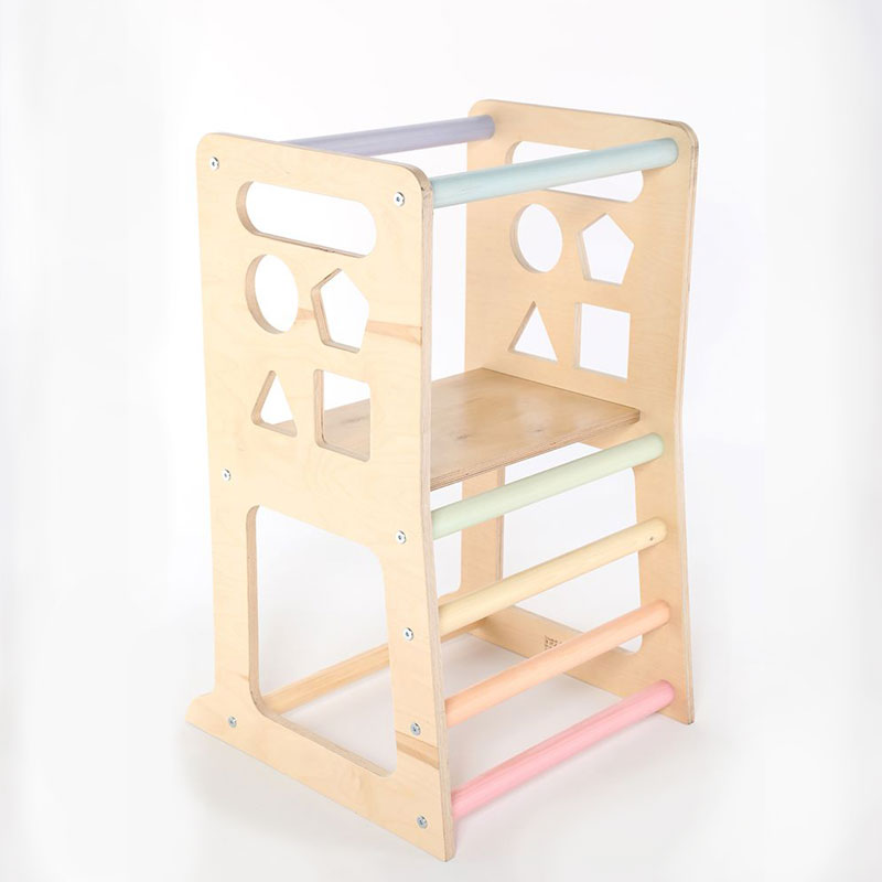 SAWDUST & RAINBOWS STANDUP KITCHEN HELPER - PASTEL