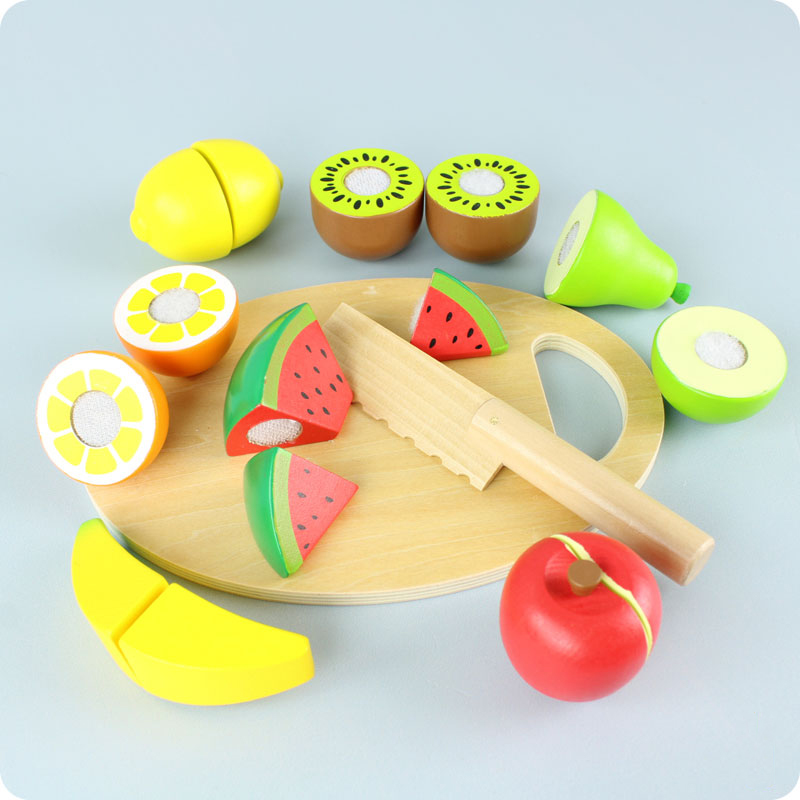 CLASSIC WORLD CUTTING FRUIT SET