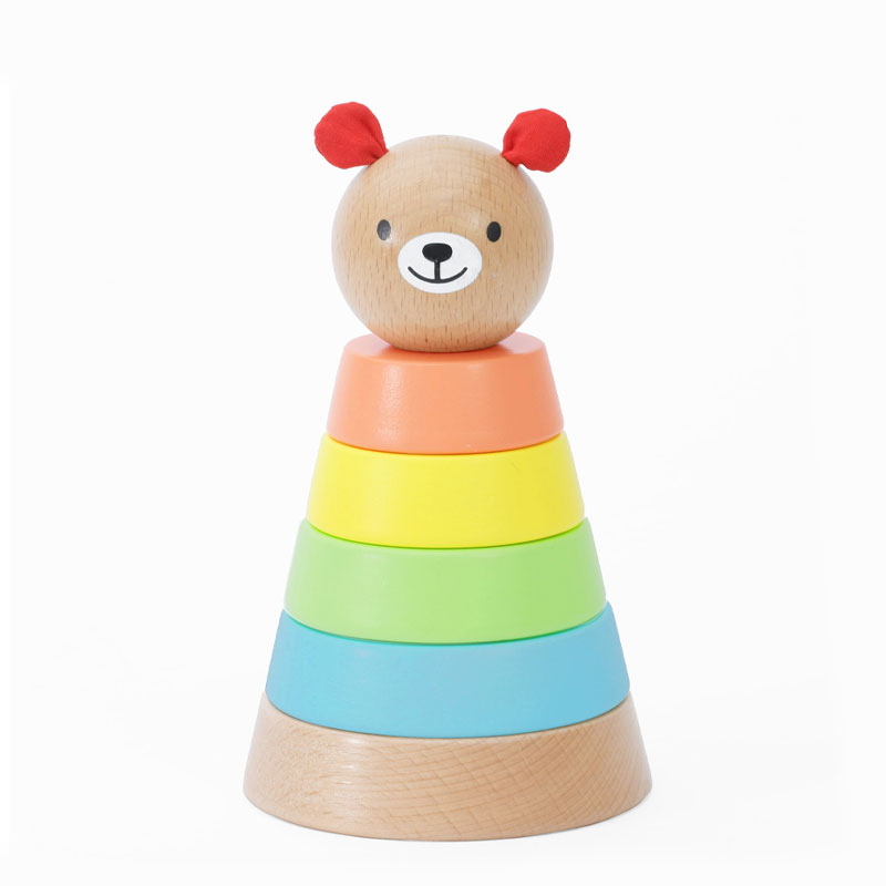 Classic World Stacking Bear Tower