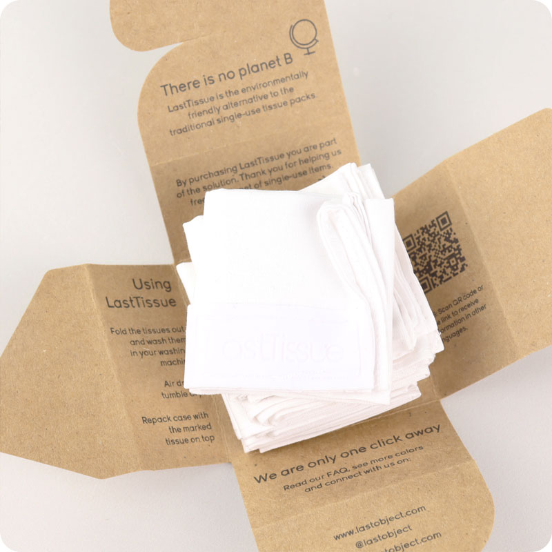 LastObject LastTissue Reusable Tissue Refills