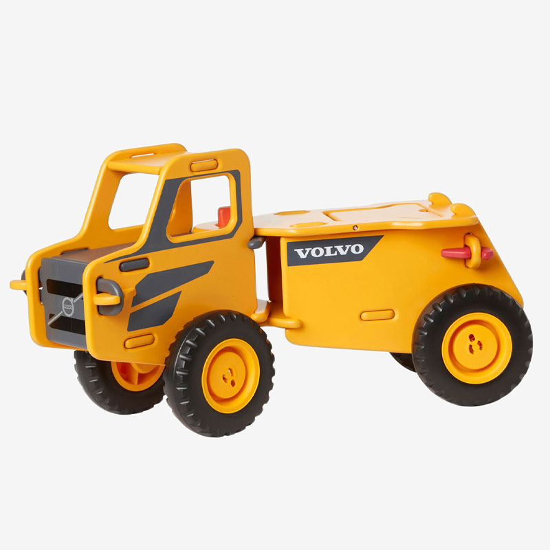 Moover Ride-On Dump Truck - Volvo