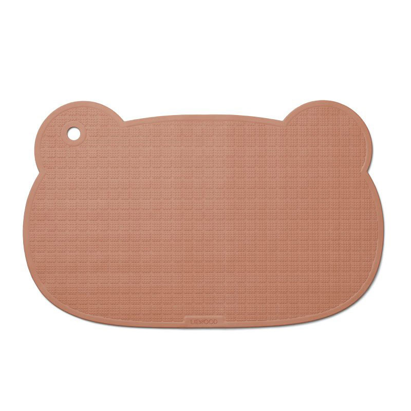 Liewood Sailor Bath Mat - Mr Bear Tuscany Rose