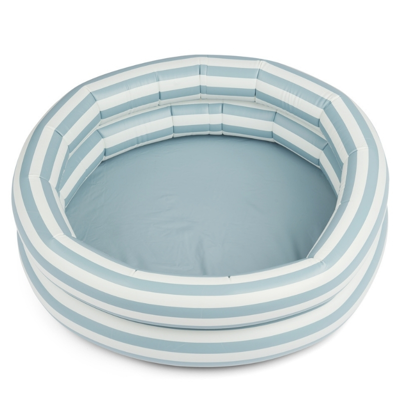 LIEWOOD LEONORE POOL - SEA BLUE STRIPE